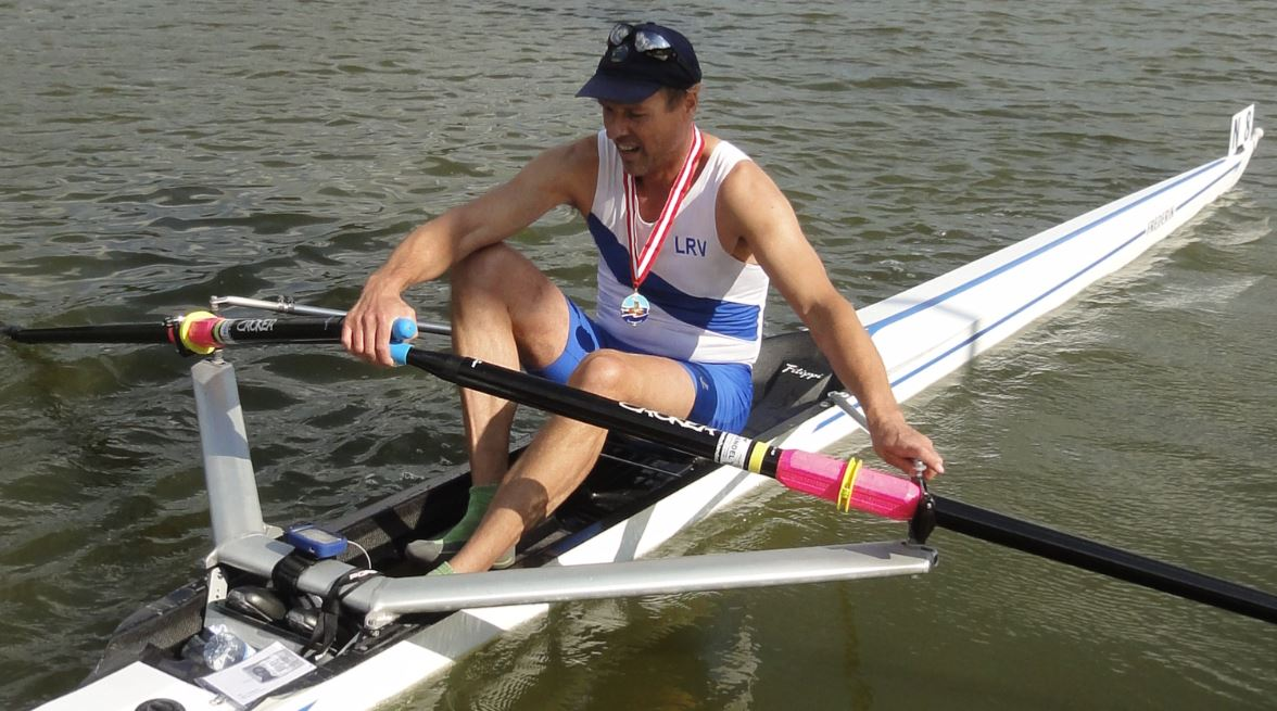 World Rowing Masters Regatta Hamburg E1x