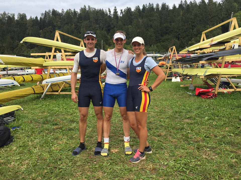 world rowing masters regatta axel oschmann