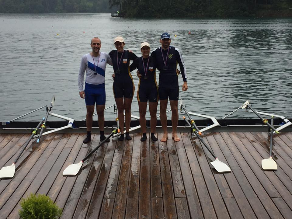 world rowing masters regatta markus schnitzer mixed